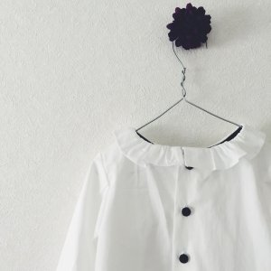 Frill Collar Blouse