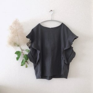 Frill sleeve Blouse*Ladies