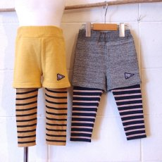 SWEAT SPATS SHORTS