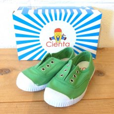 DECK SHOES / VERDE (グリーン)