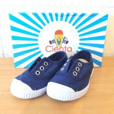 DECK SHOES / AZUL (ネイビー)