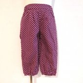 <img class='new_mark_img1' src='//img.shop-pro.jp/img/new/icons24.gif' style='border:none;display:inline;margin:0px;padding:0px;width:auto;' />albetta / Purple cord trousers