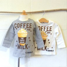 <img class='new_mark_img1' src='//img.shop-pro.jp/img/new/icons24.gif' style='border:none;display:inline;margin:0px;padding:0px;width:auto;' />JEANS -b/COFFEE MILK L/S TEE