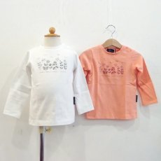 <img class='new_mark_img1' src='//img.shop-pro.jp/img/new/icons24.gif' style='border:none;display:inline;margin:0px;padding:0px;width:auto;' />フラワープリント Tシャツ