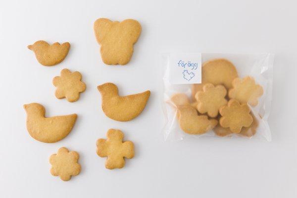 型抜きバタークッキー(1袋)