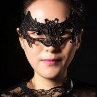 ケミカルレースのアイマスク(EYEMASK)