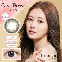 オリーブブラウン - Olive Brown