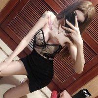 【春分フェア☆第2弾】パッド入りでふっくらバストが目を惹くビスチェ風ドレス(SEXYDRESS)