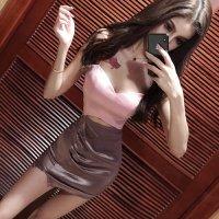 とろけるような色合いが素肌に溶け込むセクシー&キュートなドレス(SEXYDRESS)