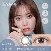 ダズルグレー - Dazzle Gray(1month)