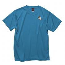 【リアル殿・采配】ドライシルキータッチ 吸水・速乾Tシャツ<選べる17色>
