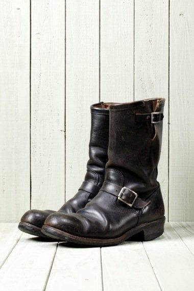 Engineer Boots Nasty Feet Tag