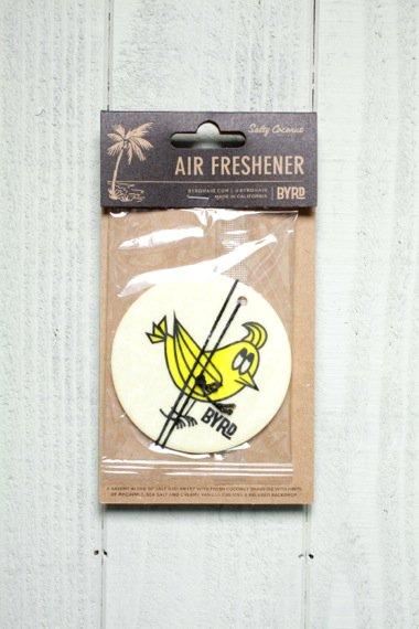 Air Freshener MR.BYRD