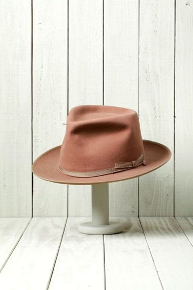 BORSALINO Alessandria Light Brown