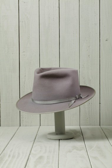 CHAMP Piping Hat Gray