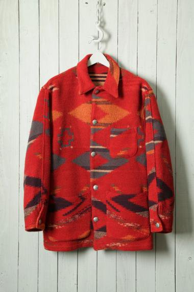 Rag Jacket Native Red POLO Tag