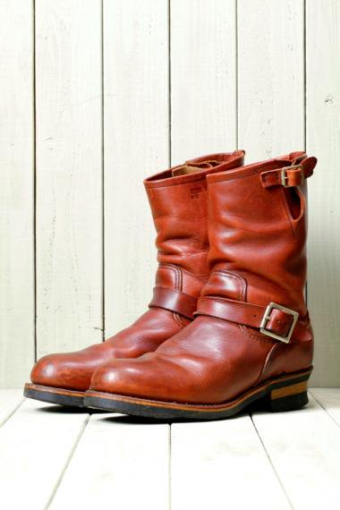 Engineer Boots 8271 Oro-Russet(Size8.5)