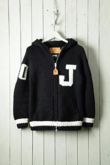 JOHN'S CLOTHING×CANADIAN SWEATER Cowichan