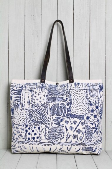 J.AUGUR DESIGN×SLOW POKE Tote Bag 1