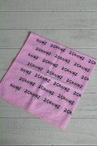 2Chainz Bandanna Pink/Black