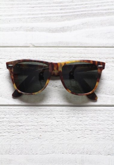 Wayfarer � Tortoise Limited Edition