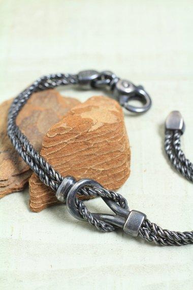 TIFFANY&CO. Chain Bracelet