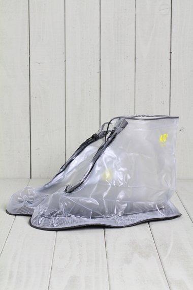 A/D2 Shoes Rain Cover Clear