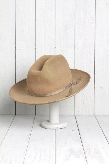 STETSON Hat Western Royal Beige