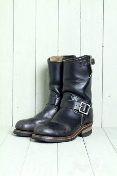 Engineer Boots 2268 Black(Size5)