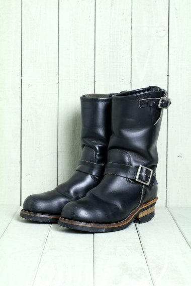 Engineer Boots 2268 Black(Size5.5)