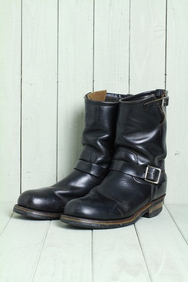Engineer Boots 2268 Black(Size8.5)