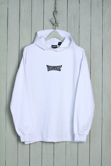 19SS Love Extasy Hooded Tee White