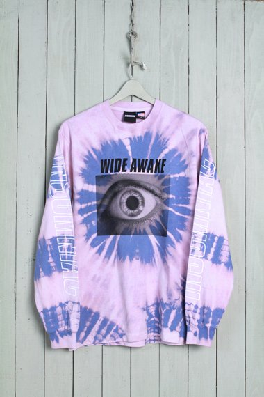 19SS Into The Void L/S Tee Lavender