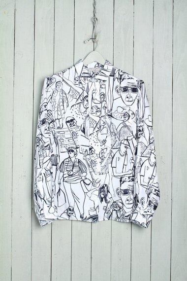 EMILIO PUCCI Shirts Ladies【Dead Stock】