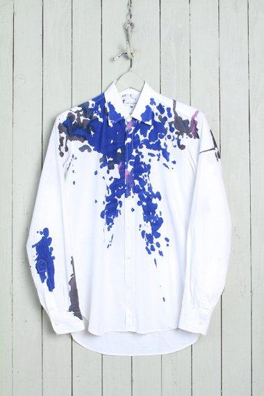 DRIES VAN NOTEN Painting Shirts