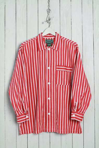 Stripe Shirts Country Tag