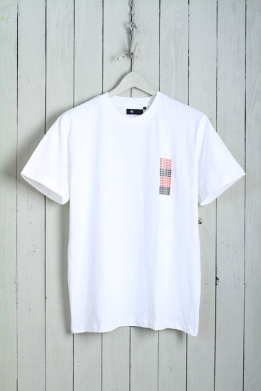 THRILLS×BOW3RY 19SS Broken Reality Tee