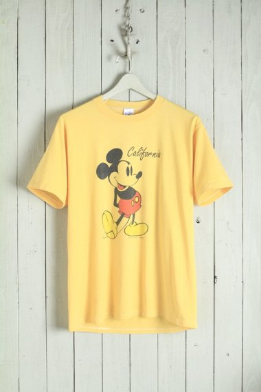 THE WALT DISNEY Micky Mouse Tee