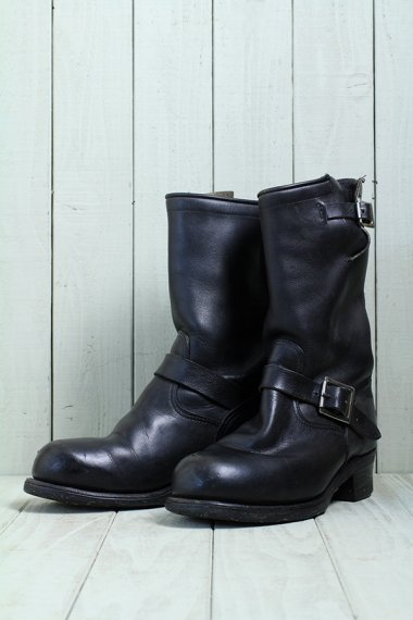 HERMAN Engineer Boots(Size9)