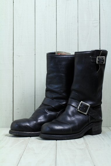 HERMAN Engineer Boots(Size7)