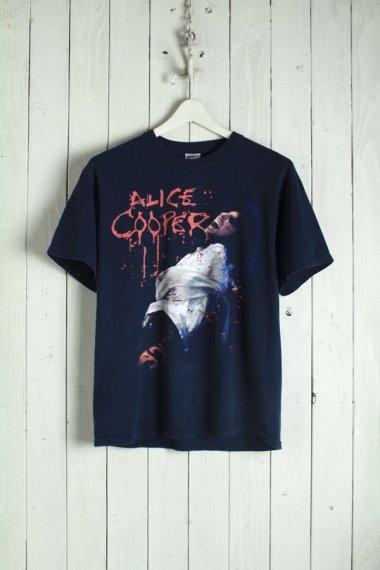 ALICE COOPER Tee 07' Tour