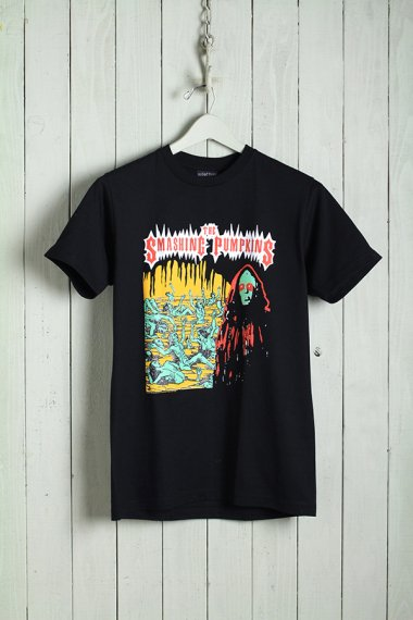 THE SMASHING PUMPKINS Tee Tour 99'