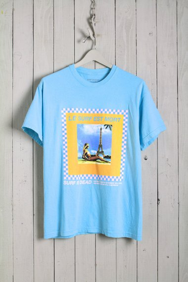 19AW Le Surf Tee Chalky Mint