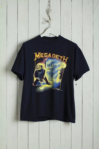 MEGADETH Tee 88'