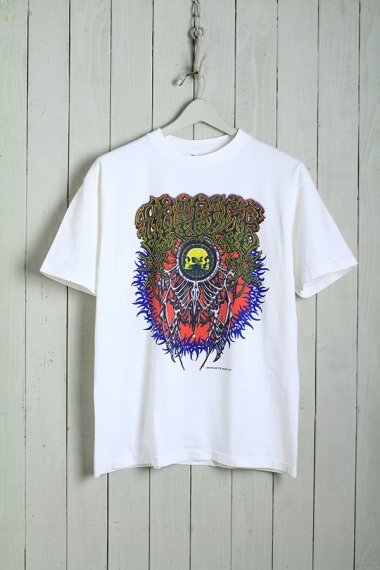 OUTRAGE Designed by Rick Griffin Tee