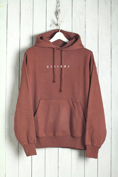 19AW Minimal Slouch Pull On Hood
