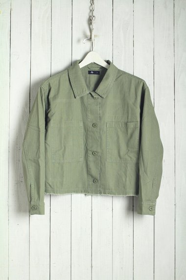 19AW Ladies Troop Jacket