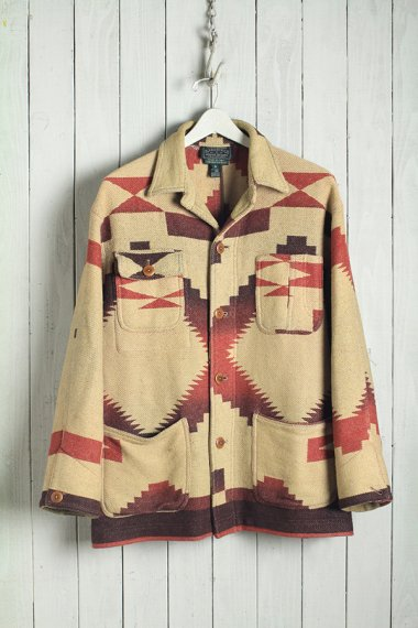 Rag Jacket Beige