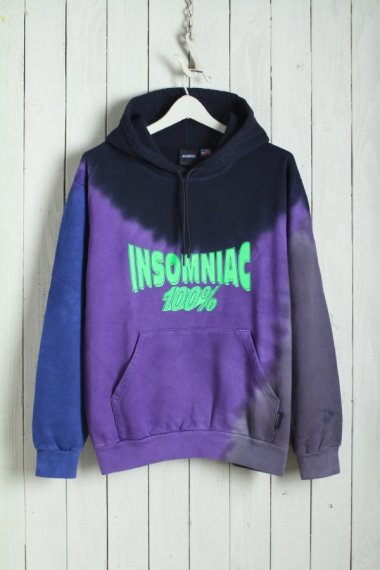 19AW 100% Pullover Hood Purple