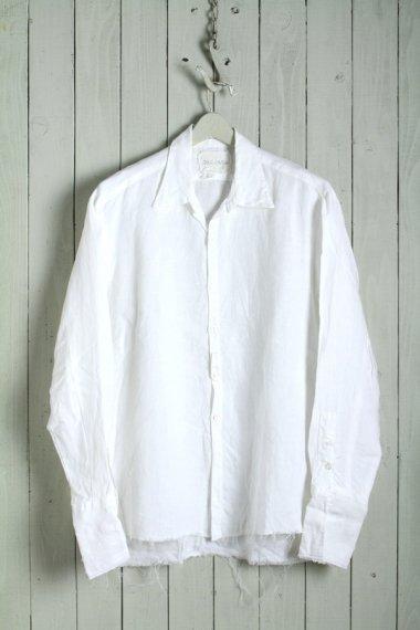 GREG LAUREN Hemp Shirts White